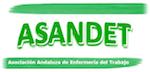 Logotipo ASANDET 150